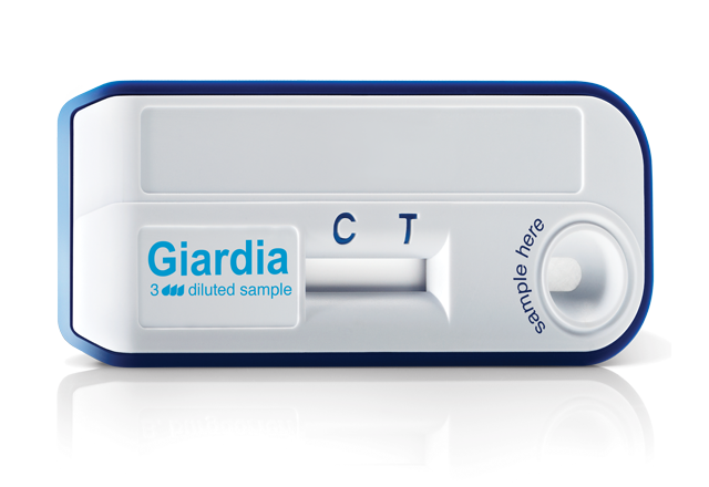 Giardia Rapid Test